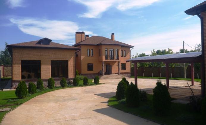 Дом 700 м<sup>2</sup> (35 сот.)