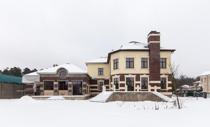 Дом 1 750 м<sup>2</sup> (38 сот.) в поселке Усадьбы Усово-1,2