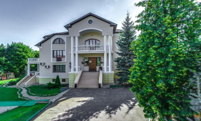 Дом 990 м<sup>2</sup> (34 сот.) в поселке Подушкино ТСЖ
