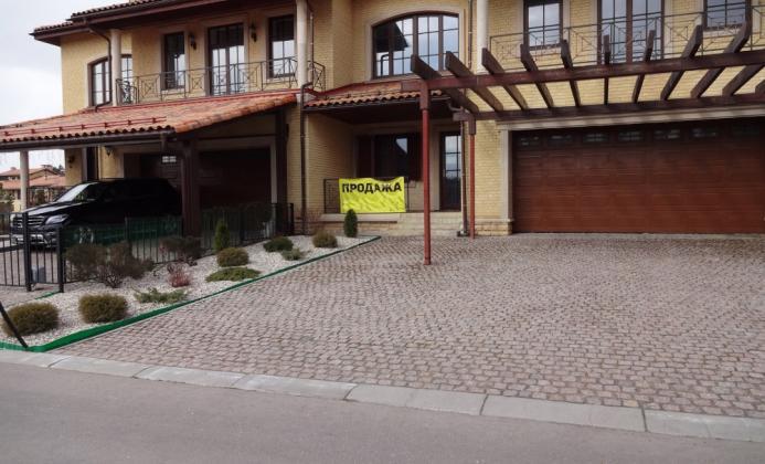 Таунхаус 450 м<sup>2</sup> (6 сот.) в поселке Маленькая Италия