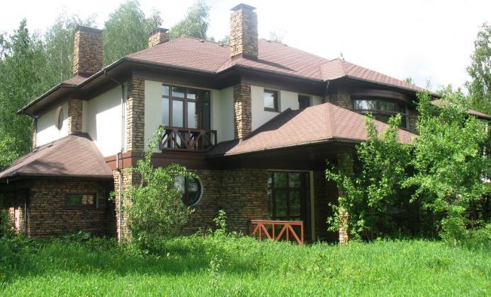 Дом 555 м<sup>2</sup> (54 сот.) в поселке Рассказовка